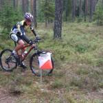 Filip Bergström mot mål